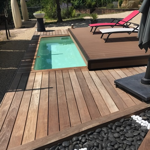 Pooldeck Mobile Pool Deck Azenco Miami