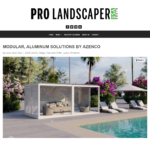 Pro Landscapers - Alumunum outdoor structures